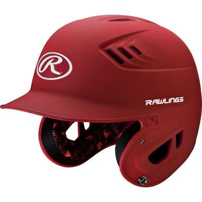 Rawlings Juniors' R16 Matte Finished Batting Helmet