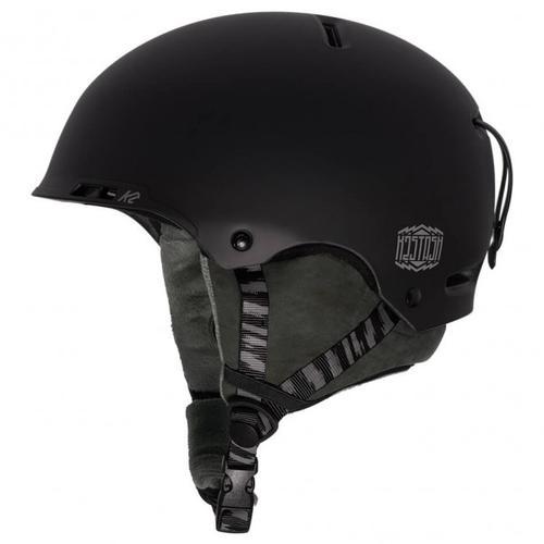 K2 - Stash - Skihelm Gr L/XL schwarz