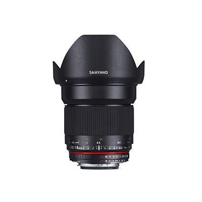 16mm F2.0 Objektiv für Anschluss...