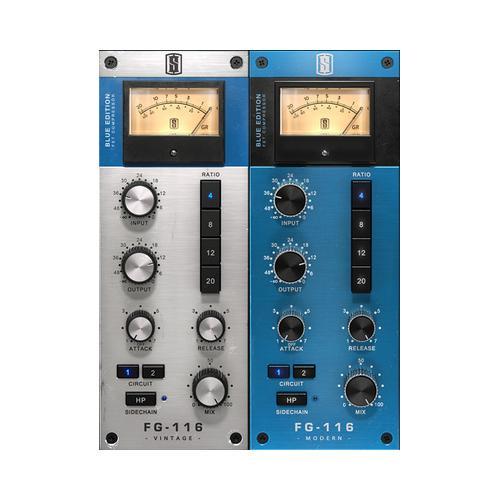 Slate Digital FG-116 Blue FET Compressors