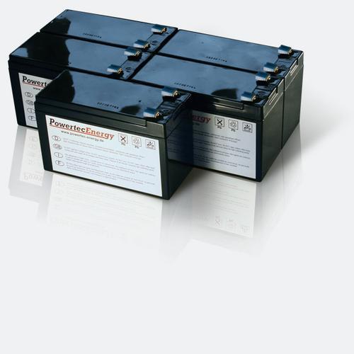 Batteriesatz für Legrand Trimod HE Batterie-Modul 310875