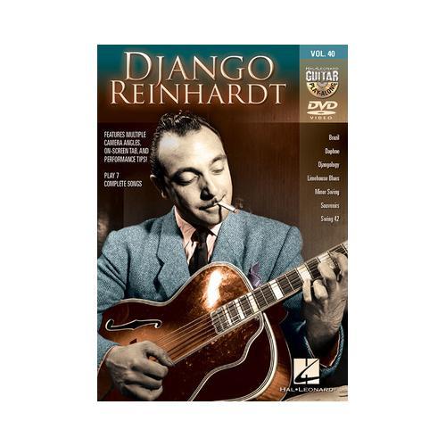 Hal Leonard Django Reinhardt