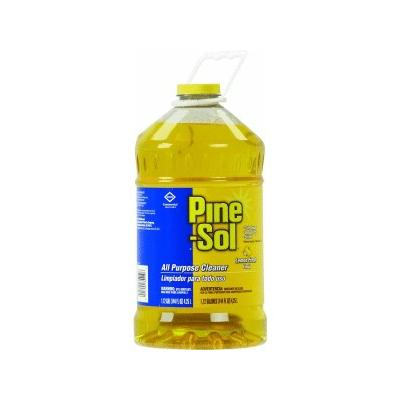 Pine-Sol Multi-Surface Cleaner - Lemon Fresh Scent - Case Of 3