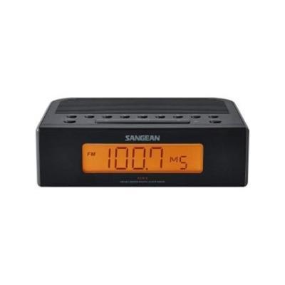 RCR-5 Black, Alarm Clock Radios