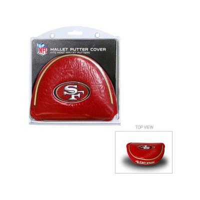 San Francisco 49ers Mallet Putter Cover ()