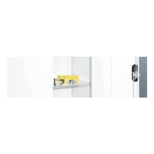 Stahlfachboden »119,5 x 35,2 cm« grau, CP, 119.7x2.4 cm