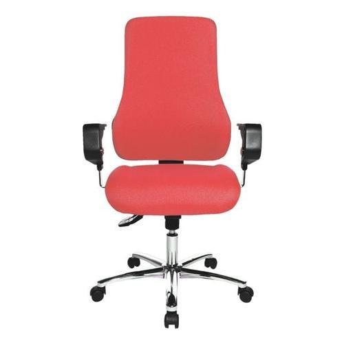 Bürostuhl »Premium« mit Armlehnen rot, Topstar