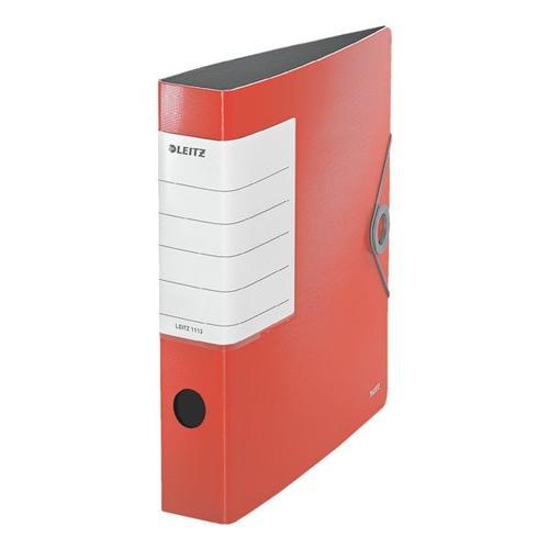 Ordner »180° Solid 1113« rot, Leitz, 6.2x31.8 cm