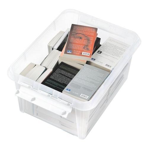 Ablagebox »SmartStore Box 31« transparent, SmartStore, 39x26x50 cm