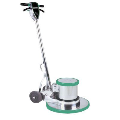 Bissell BGC-1 FMC Floor Machine w/ Interchangeable Aprons, Aluminum