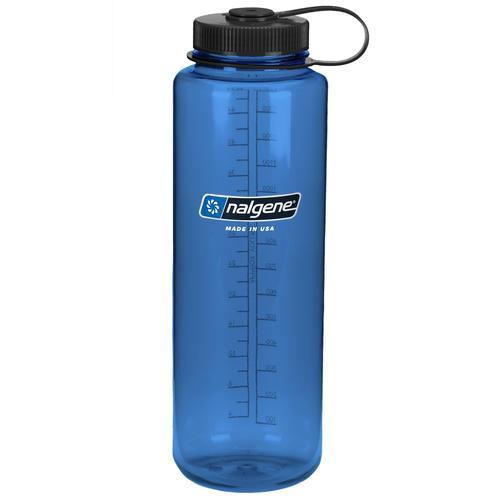 Nalgene Everyday Weithals Solo Trinkflasche in blau, Größe 1,5