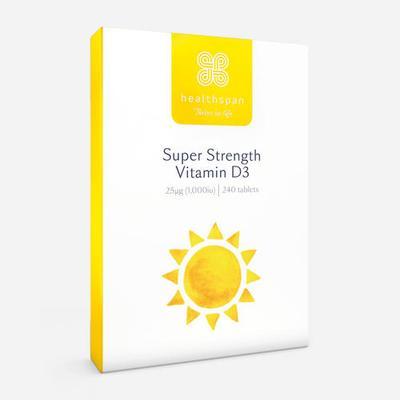 Healthspan SUPER STRENGTH VITAMI...