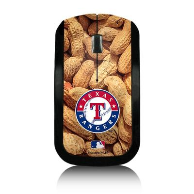 """Texas Rangers Peanuts Wireless USB Mouse"""