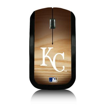 """Kansas City Royals Wood Print Wireless USB Mouse"""