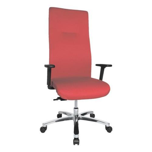 Schwerlast-Bürostuhl »Big Star 30« mit Armlehnen rot, Topstar