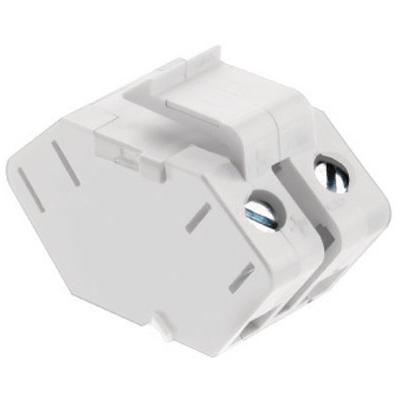 OnQ Keystone Speaker Insert Single White