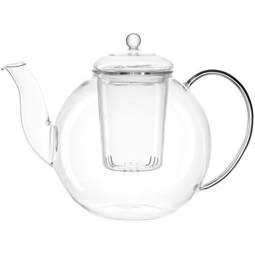 LEONARDO Teekanne ARMONIA, 1,2 l, handmade weiß Kannen Geschirr, Porzellan Tischaccessoires Haushaltswaren