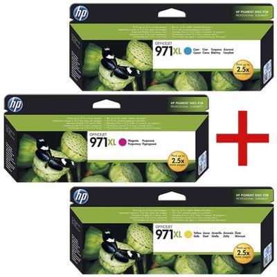 Tintenpatronen-Set »HP CN626AE /...