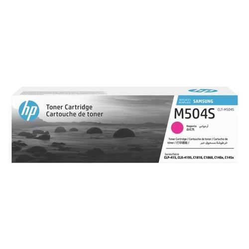 Toner »CLT-M504S/ELS« pink, Samsung