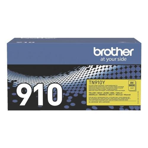 Ultra-Jumbo-Toner »TN-910Y« gelb, Brother