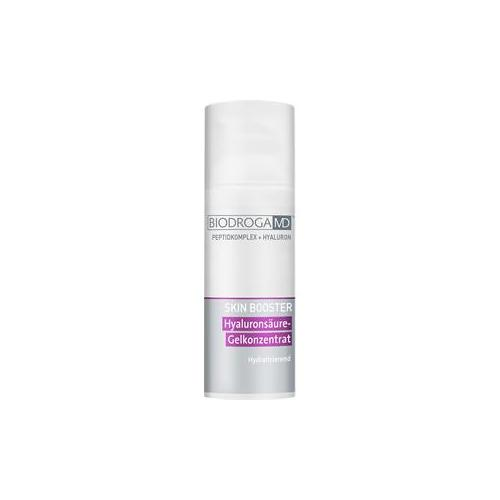 Biodroga MD Gesichtspflege Skin Booster Hyaluronsäure-Gelkonzentrat 50 ml