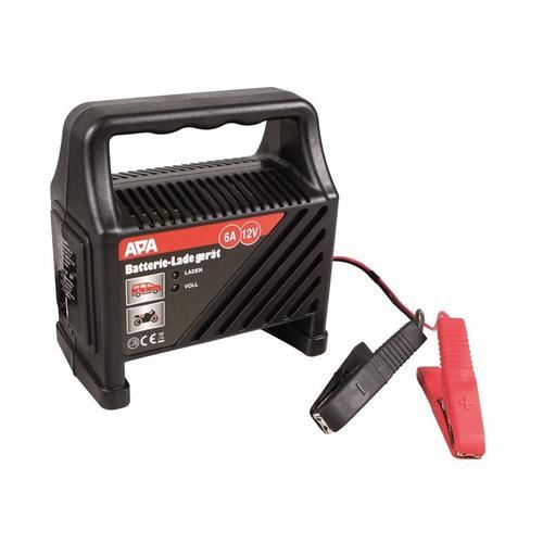 Batterieladegerät 12 V - 6 Ampere   Preishammer
