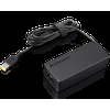 Lenovo ThinkCentre 65W AC Adapter Slim Tip The ThinkCentre Tiny 65W AC adapter is your perfect travel companion for ThinkCentre Tiny systems. This ThinkCentre power supply is very energy efficient and is backed by a 1 year Lenovo warranty. It is a slim charger with 1 meter length of power cord...