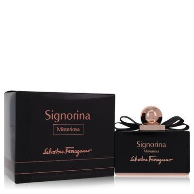 Signorina Misteriosa For Women By Salvatore Ferragamo Eau De Parfum Spray 3.4 Oz