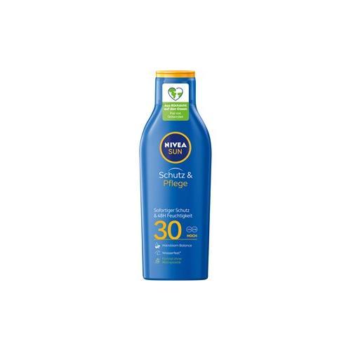 Nivea Sonnenpflege Sonnenschutz Sun Schutz & Pflege Sonnenmilch LSF 50+ 200 ml