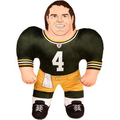 """Green Bay Packers Brett Favre 24"""" Retired Player Plush"""