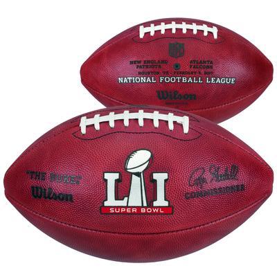 Super Bowl LI Wilson Official Game Football