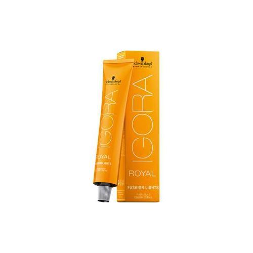 Schwarzkopf Professional Haarfarben Igora Royal Fashion Lights Highlight Color Creme L 22 Asch Extra 60 ml