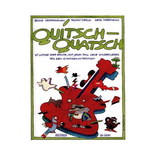 Ricordi Quitsch-Quatsch