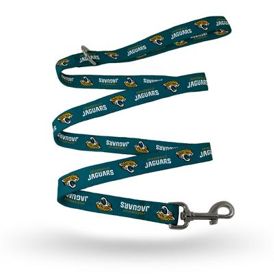 Jacksonville Jaguars Sparo Double Print Pet Leash