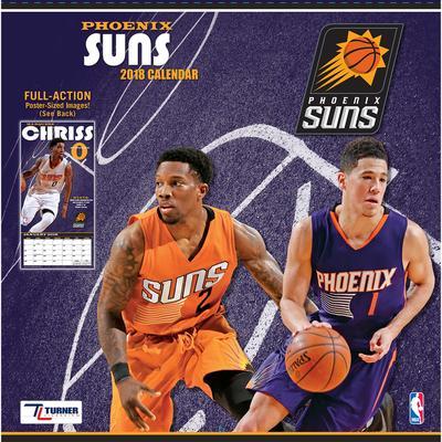 """""""Phoenix Suns 2018 12"""""""" x Team Wall Calendar"""""""