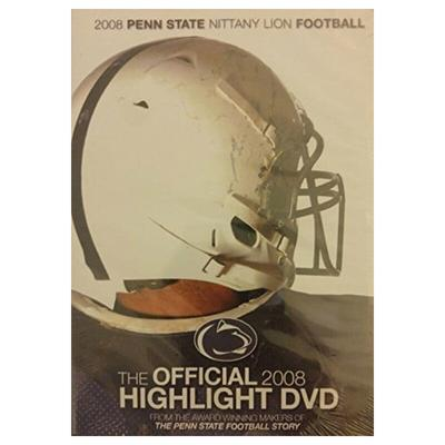 Penn State Nittany Lions 2008 Football Season in Review DVD