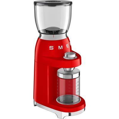 Smeg Kaffeemühle CGF01RDEU rot K...