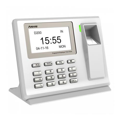 Zeiterfassung Arbeitszeiterfassung per Fingerprint Fingerabdruck