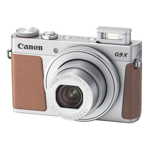 Digitalkamera »PhotoShot G9X« silber, Canon, 9.8x5.79x3.08 cm