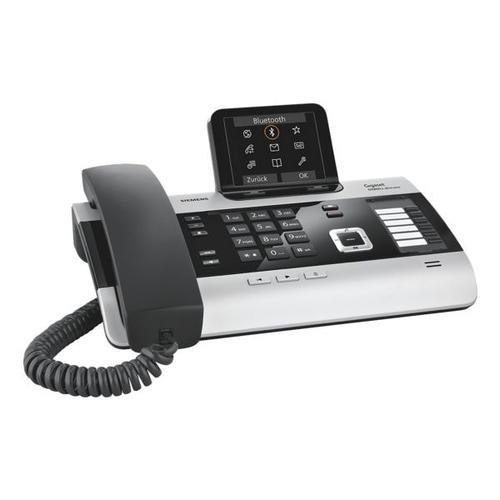 Schnurgebundenes Telefon »DX800A all in one« grau, Gigaset