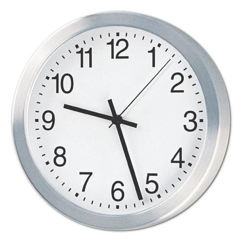 Funk-Wanduhr 51.190.205 Ø 20 cm, Peweta Uhren