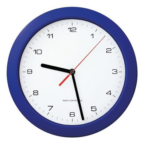 Funk-Wanduhr 51.001.216 Ø 25 cm, Peweta Uhren