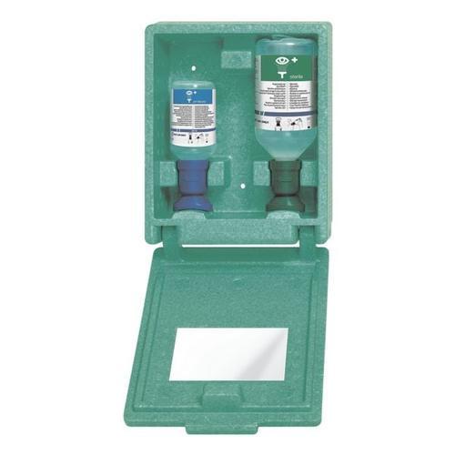 Augen-Notfallstation grün, First Aid Only