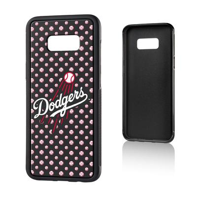 Los Angeles Dodgers Galaxy S8 Plus Baseball Bump Case