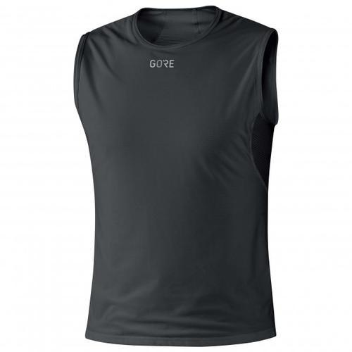 GORE Wear - Windstopper Base Layer Sleeveless Shirt - Radunterhemd Gr L;M;S;XL;XXL grau