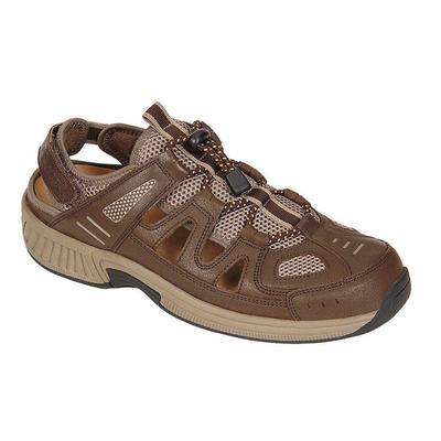 Alpine Heel Strap - Brown, 7 / Medium / Brown