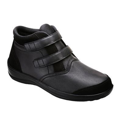 Ortho Footwear - Knee Pain Relief Boots, Arch Support, Ergonomic Sole, Women's Boots | OrthoFeet Footwear, Tivoli, 9 / Medium / Black