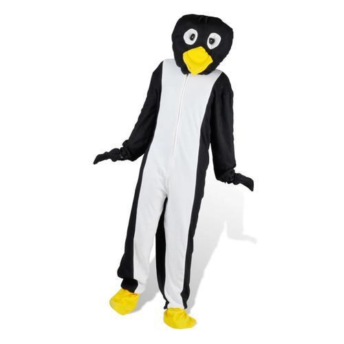 vidaXL Kostüm Pinguin Faschingskostüm Karneval XL-XXL