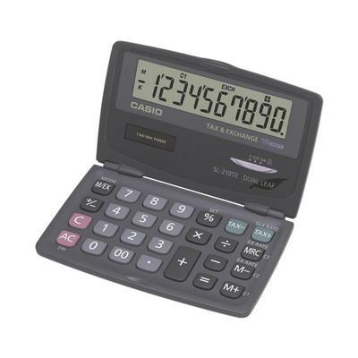Taschenrechner »SL-210TE« blau, ...