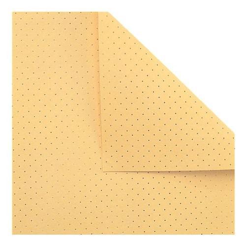 Fenstertuch gelb, Meiko, 37 cm